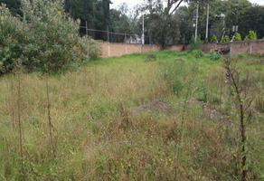 Foto de terreno habitacional en venta en  , colinas del bosque, tlalpan, df / cdmx, 14064919 No. 01