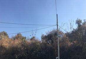 Foto de terreno habitacional en venta en  , colinas del bosque, tlalpan, df / cdmx, 0 No. 01
