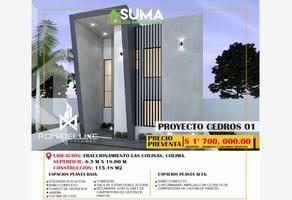 Foto de casa en venta en  , colinas del carmen, villa de álvarez, colima, 16395172 No. 01