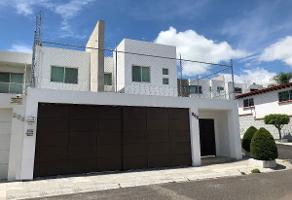 Foto de casa en renta en  , colinas del cimatario, querétaro, querétaro, 13964027 No. 01