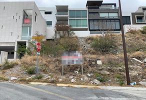 Foto de terreno habitacional en venta en  , colinas del valle 1 sector, monterrey, nuevo león, 19974504 No. 01
