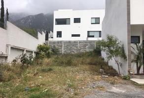 Foto de terreno habitacional en venta en  , colinas de valle verde, monterrey, nuevo león, 7959241 No. 01