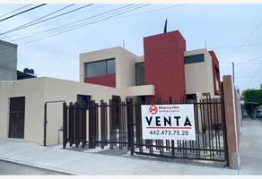 Foto de casa en venta en colombia & costa rica 2, lomas de querétaro, querétaro, querétaro, 0 No. 01