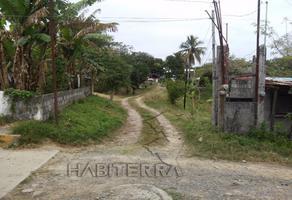 Foto de terreno habitacional en venta en colonia anáhuac, túxpam, veracruz, 92830 , anáhuac, tuxpan, veracruz de ignacio de la llave, 0 No. 01