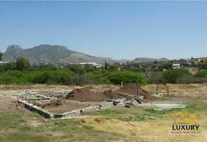 Foto de terreno habitacional en venta en colonia caminera , lomas de cervera, guanajuato, guanajuato, 0 No. 01