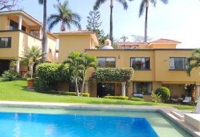 Foto de casa en condominio en venta en colonia chapultepec, cuernavaca, morelos , chapultepec, cuernavaca, morelos, 0 No. 01