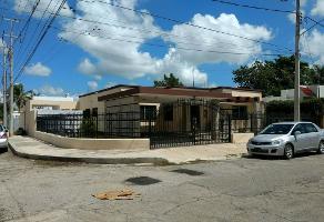 Foto de casa en renta en colonia méxico , méxico, mérida, yucatán, 0 No. 01