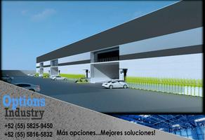 Foto de nave industrial en renta en  , colonial coacalco, coacalco de berriozábal, méxico, 17927098 No. 01