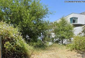 Foto de terreno habitacional en venta en  , colonial la sierra, san pedro garza garcía, nuevo león, 0 No. 01