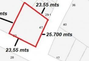 Foto de terreno industrial en venta en colorado 67, napoles, benito juárez, df / cdmx, 0 No. 01