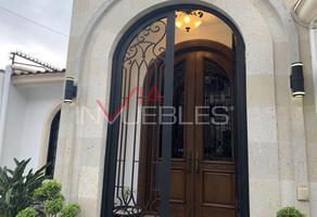 Foto de casa en venta en  , colorines 3er sector, san pedro garza garcía, nuevo león, 13976237 No. 01