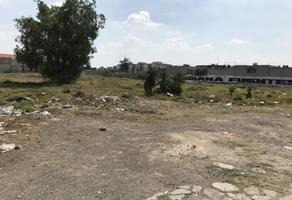 Foto de terreno habitacional en venta en colorines y mar , unidad morelos 3ra. sección, tultitlán, méxico, 5859744 No. 01
