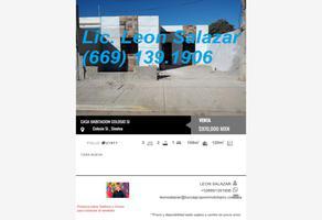 Foto de casa en venta en colosio si 1, luis donaldo colosio, mazatlán, sinaloa, 0 No. 01