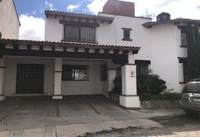 Foto de casa en renta en comalcalco 16, marfil centro, guanajuato, guanajuato, 0 No. 01