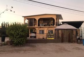 Foto de casa en venta en  , comitán, la paz, baja california sur, 0 No. 01