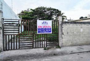Foto de terreno habitacional en venta en  , compositores, carmen, campeche, 6518827 No. 01