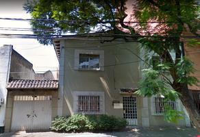 Foto de casa en venta en concepción beistegui , narvarte oriente, benito juárez, df / cdmx, 13848370 No. 01