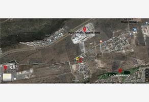 Foto de terreno comercial en venta en concord 1, anexo ejido bolaños, querétaro, querétaro, 13258460 No. 01