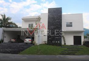 Foto de casa en venta en  , condado de asturias, santiago, nuevo león, 13978308 No. 01