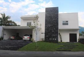 Foto de casa en venta en  , condado de asturias, santiago, nuevo león, 14833171 No. 01