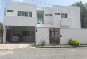 Foto de casa en venta en  , condado de asturias, santiago, nuevo león, 7288643 No. 01