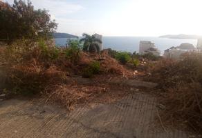 Foto de terreno habitacional en venta en condesa, acapulco de juárez, guerrero, 39690 , condesa, acapulco de juárez, guerrero, 19139392 No. 01