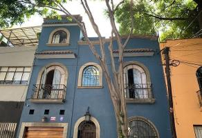 Foto de casa en renta en  , condesa, cuauhtémoc, df / cdmx, 13802246 No. 01