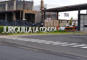 Foto de terreno habitacional en venta en condesa juriquilla 1400, la condesa, querétaro, querétaro, 0 No. 01