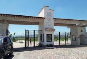 Foto de terreno habitacional en venta en condominio , el marqués queretano, querétaro, querétaro, 0 No. 01