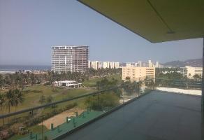 Foto de departamento en renta en condominio laguna , pie de la cuesta, acapulco de juárez, guerrero, 12822900 No. 01