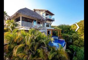 Foto de casa en venta en condominio real del mar , cruz de huanacaxtle, bahía de banderas, nayarit, 0 No. 01
