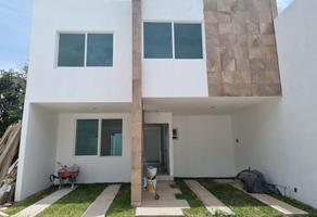 Foto de casa en venta en condominio residencial de solo 13 casas , las cruces, cuautla, morelos, 0 No. 01
