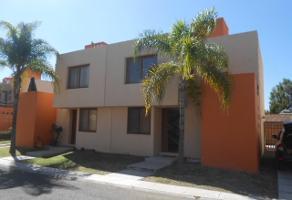 Foto de casa en renta en condominio villa del río 5, el pueblito centro, corregidora, querétaro, 0 No. 01