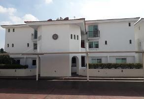 Foto de departamento en venta en condominio villas de la cañada , lomas altas, zapopan, jalisco, 14244261 No. 01