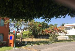 Foto de terreno habitacional en venta en  , condominios cuauhnahuac, cuernavaca, morelos, 14183266 No. 01