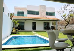 Foto de casa en venta en  , condominios cuauhnahuac, cuernavaca, morelos, 14183274 No. 01