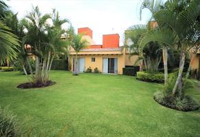 Foto de casa en venta en  , condominios cuauhnahuac, cuernavaca, morelos, 14183302 No. 01