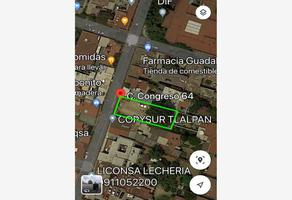 Foto de terreno habitacional en venta en congreso 0, tlalpan centro, tlalpan, df / cdmx, 0 No. 01
