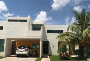 Foto de casa en renta en  , conkal, conkal, yucatán, 11704527 No. 01