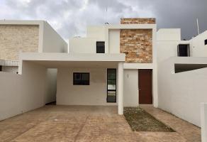 Foto de casa en renta en  , conkal, conkal, yucatán, 12117443 No. 01