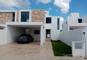 Foto de casa en renta en  , conkal, conkal, yucatán, 13911884 No. 01