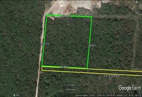 Foto de terreno comercial en venta en  , conkal, conkal, yucatán, 14072749 No. 01
