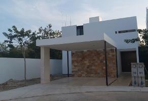 Foto de casa en renta en  , conkal, conkal, yucatán, 14255332 No. 01