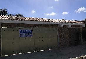 Foto de casa en renta en  , conkal, conkal, yucatán, 14263803 No. 01