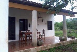 Foto de rancho en venta en  , conkal, conkal, yucatán, 4395413 No. 01