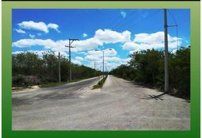Foto de terreno comercial en venta en  , conkal, conkal, yucatán, 9165697 No. 01
