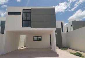 Foto de casa en renta en  , conkal, conkal, yucatán, 9616008 No. 01