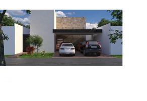 Foto de casa en venta en  , verde limón conkal, conkal, yucatán, 12763624 No. 01