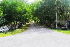 Foto de terreno habitacional en venta en conkal-yaxkukul , baca, baca, yucatán, 11413173 No. 01