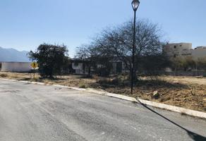 Foto de terreno habitacional en venta en conocida 000, unidad aldama, monterrey, nuevo león, 19453066 No. 01